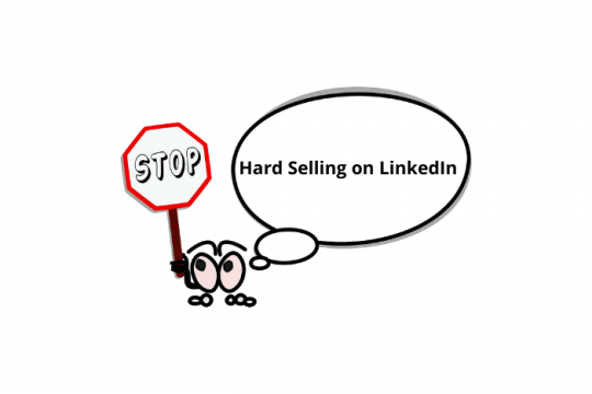 Stop Hard Selling