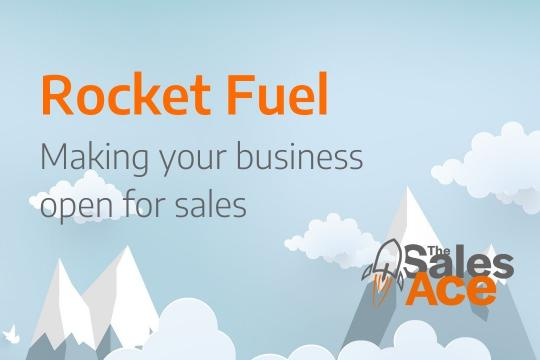 Rocket Fuel - is your  business open for sales?