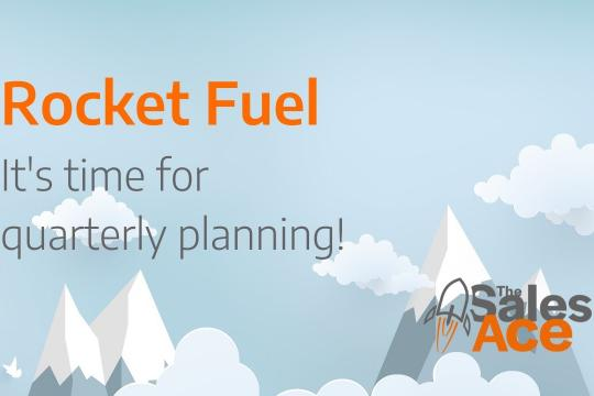 Rocket Fuel: It's time for quarterly planning!